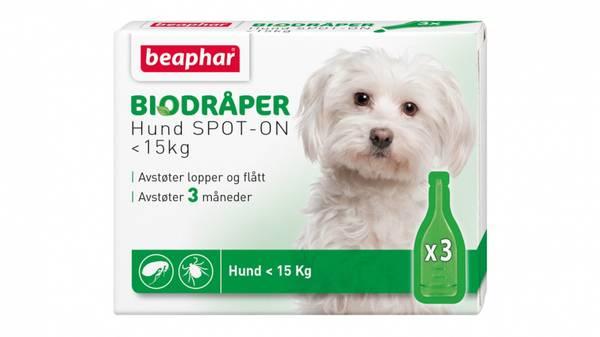Bilde av Beaphar bio-dråper